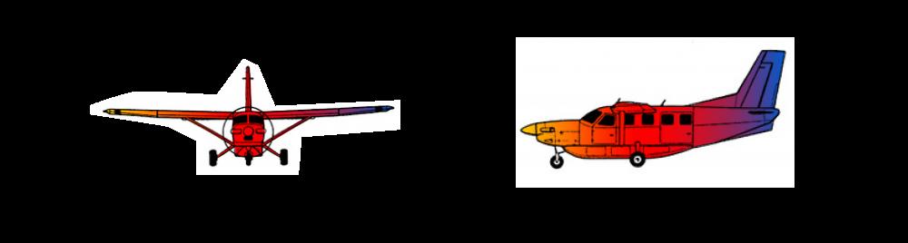 Kodiak 100Twin Engine9 passengers