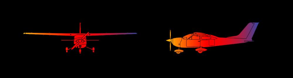 Cessna Cardinal C177B Single Engine 3 passengers